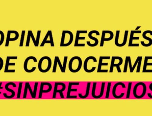 #SinPrejuicios