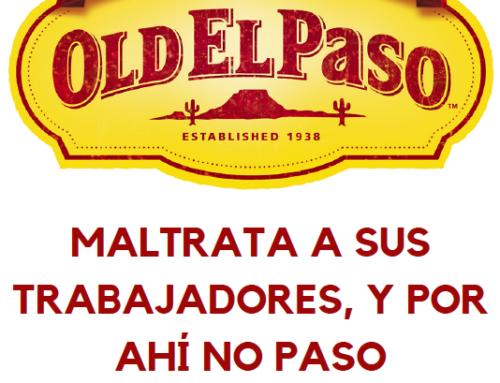 Old el Paso Por Ahí no Paso